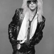 World of faces Jani Lane - American musician - World of faces
