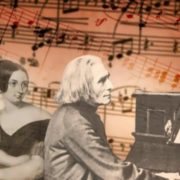 Franz Liszt and the woman who became his last love