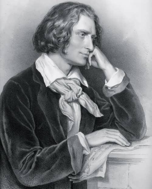 Great Franz Liszt