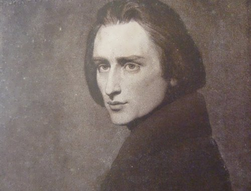 Known Franz Liszt