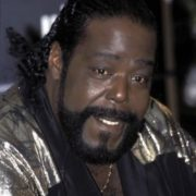 Legendary Barry White