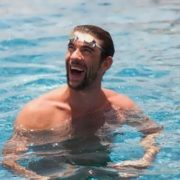 Legendary Michael Phelps