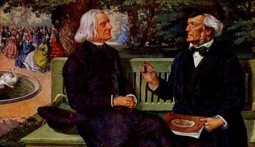 Liszt and Wagner