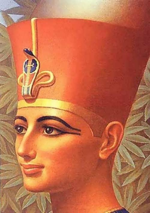 Mikhail Potapov. Portrait of Hatshepsut