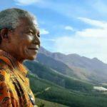 Nelson Mandela – South African leader