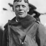 Prominent Charles Lindbergh