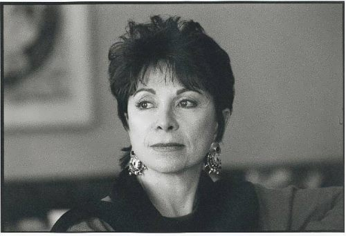 Prominent Isabel Allende