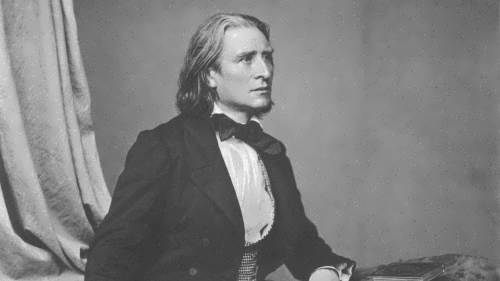 Renowned Franz Liszt