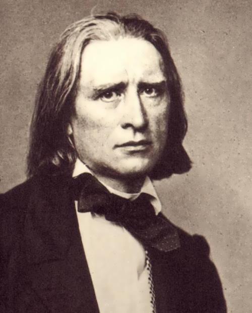 Respected Franz Liszt