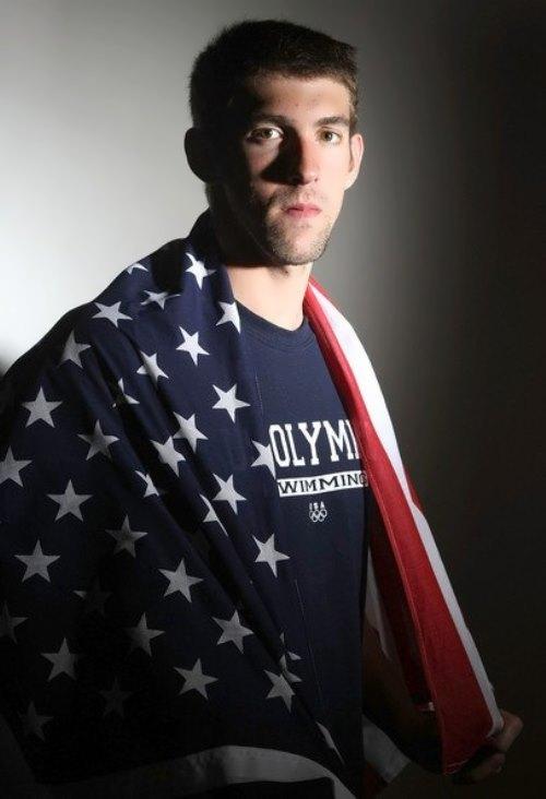 Respected Michael Phelps