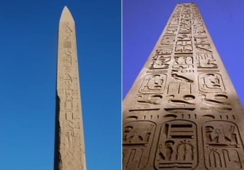 Stela in the temple of Amun-Re, Karnak