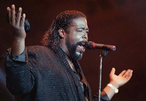 Talented Barry White