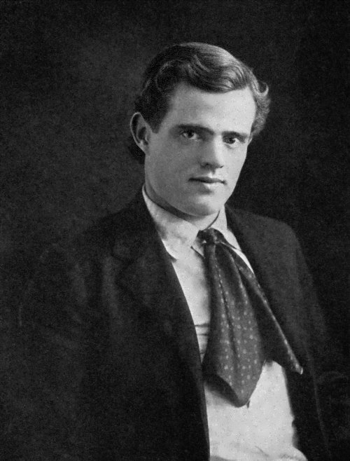 Talented Jack London