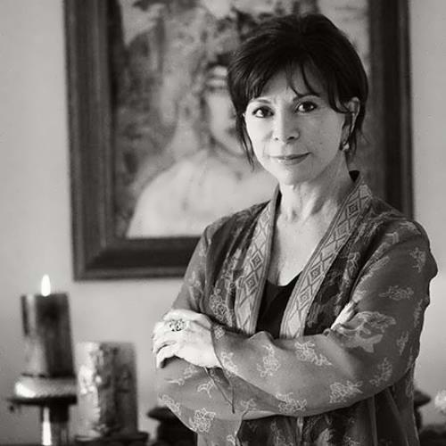 Well known Isabel Allende