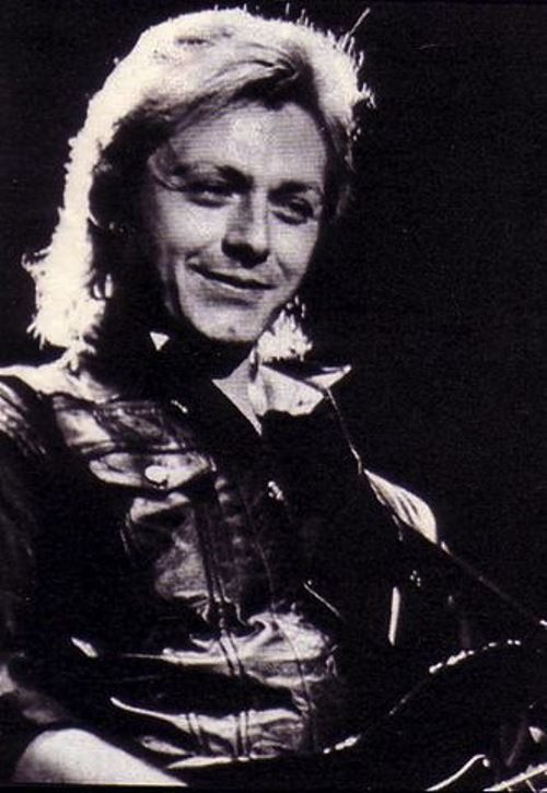 Acclaimed Benjamin Orr