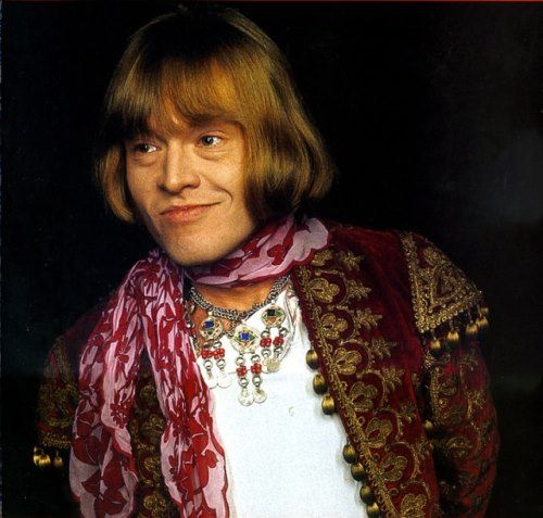 Acclaimed Brian Jones