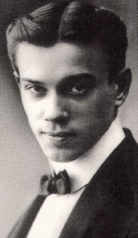 Acclaimed Vaslav Nijinsky