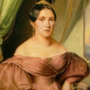Anna Strauss - mother of the musician