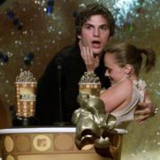 Ashton Kutcher and Christina Ricci