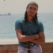 Attractive Jaco Pastorius
