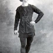 Attractive Vaslav Nijinsky