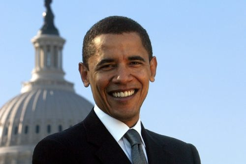 Barack Obama - 44th president of America