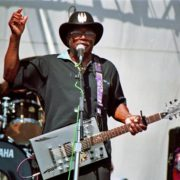 Bo Diddley in 1997