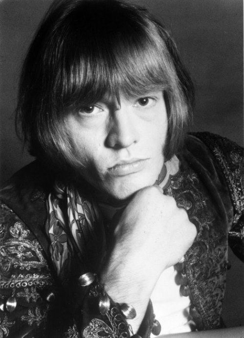 Brian Jones – founder The Rolling Stones