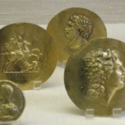 Coins with the image of Alexander the Great