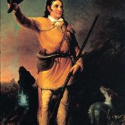 Davy Crockett - symbol of the American spirit