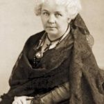 Elizabeth Cady Stanton – writer and reformer