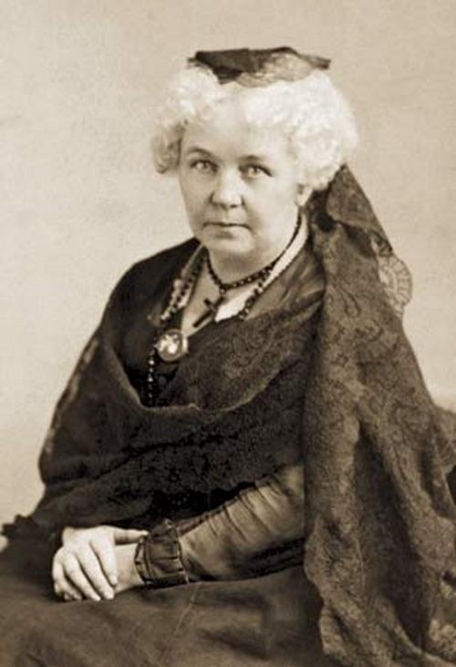 Elizabeth Cady Stanton - writer and reformer