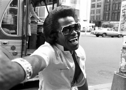 Famed James Brown