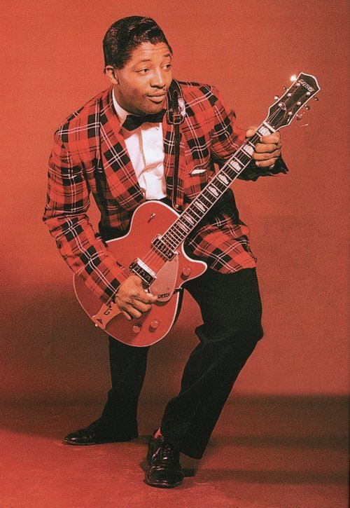 Famous Bo Diddley