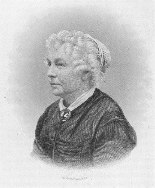 Famous Elizabeth Cady Stanton