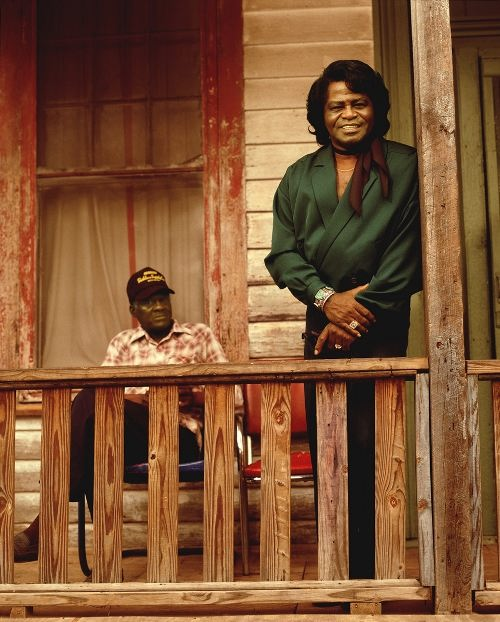 Gorgeous James Brown