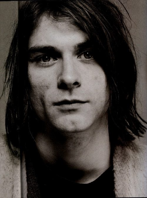 Gorgeous Kurt Cobain