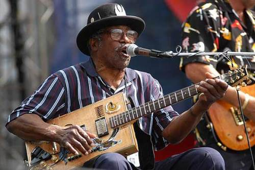 Great Bo Diddley