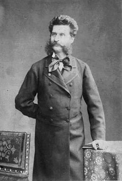 Great Johann Strauss Jr