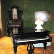 In the Johann Strauss Museum
