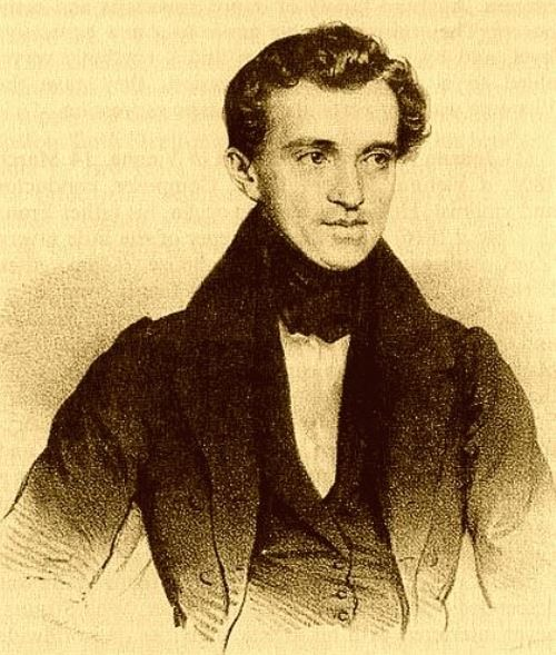 Johann Strauss - father of the musician