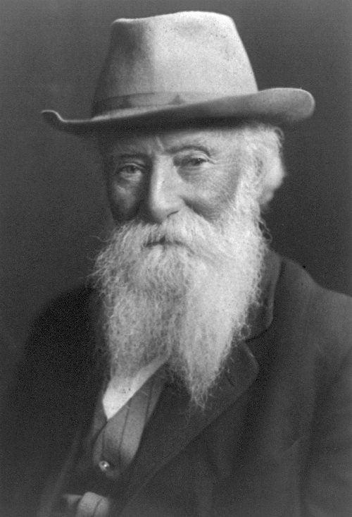 John Burroughs - American naturalist