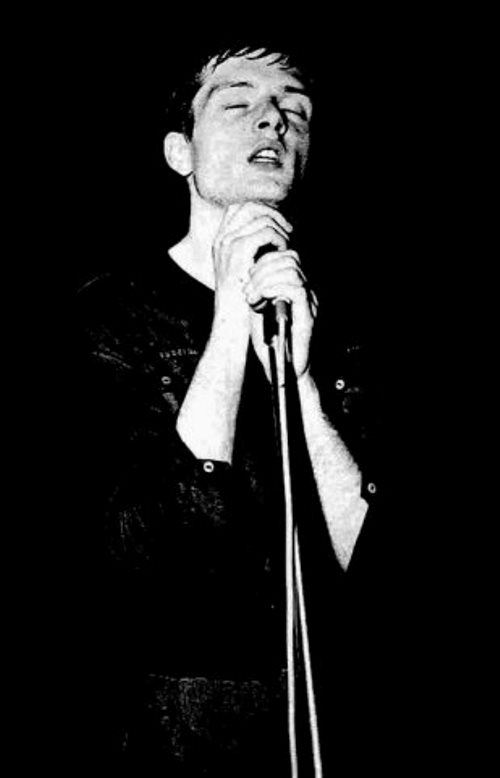 Magnificent Ian Curtis