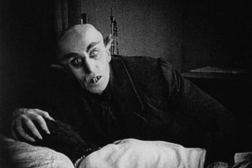 Max Shrek. Nosferatu, Symphony of Terror, 1922