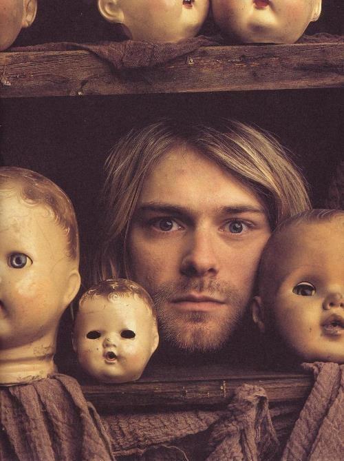 Outstanding Kurt Cobain