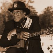 Prominent Bo Diddley