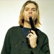 Prominent Kurt Cobain