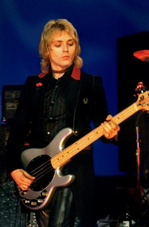 Renowned Benjamin Orr