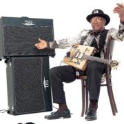 Renowned Bo Diddley