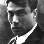 Renowned Boris Pasternak
